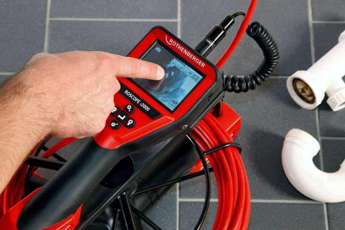 Monitoring potrubia za výhodné ceny. Kamerovanie potrubia v Žiline - Bytčí a okolí